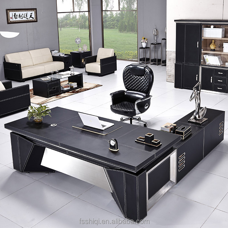 Executive Office Furniture Desk Modern