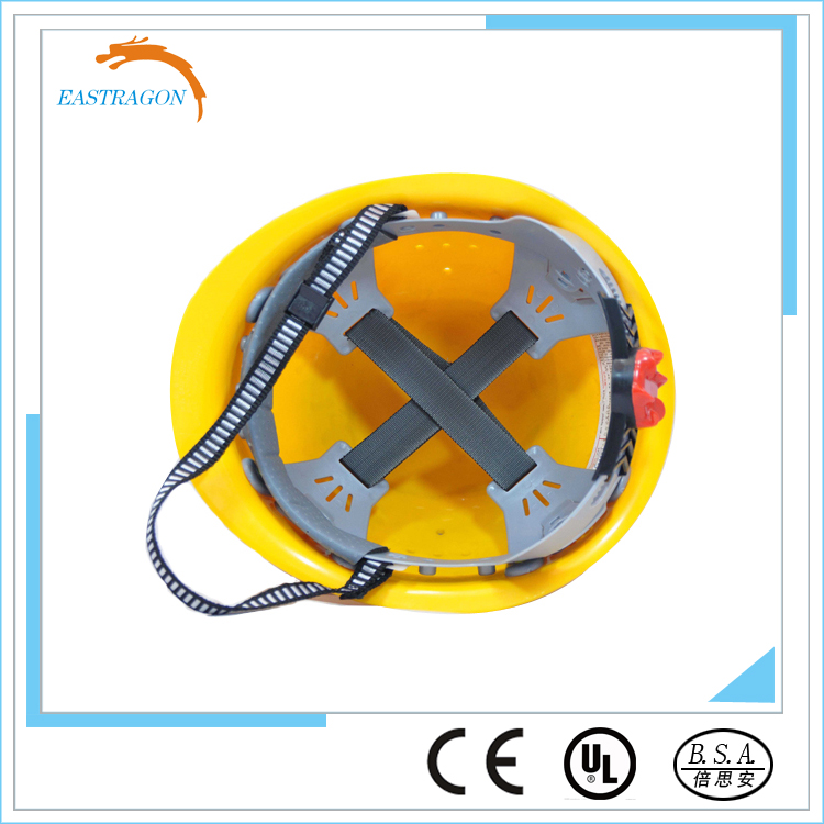 Industrial FRP Safety Helmet with Price