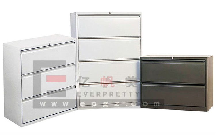 Popular 9 Drawers Office and Library Furniture Metal File Cabinet with Labels