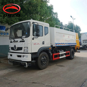 5 Ton LHD 4*2 6 Wheels Water Tank Truck