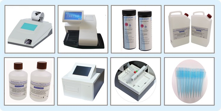 urine analysis test machine