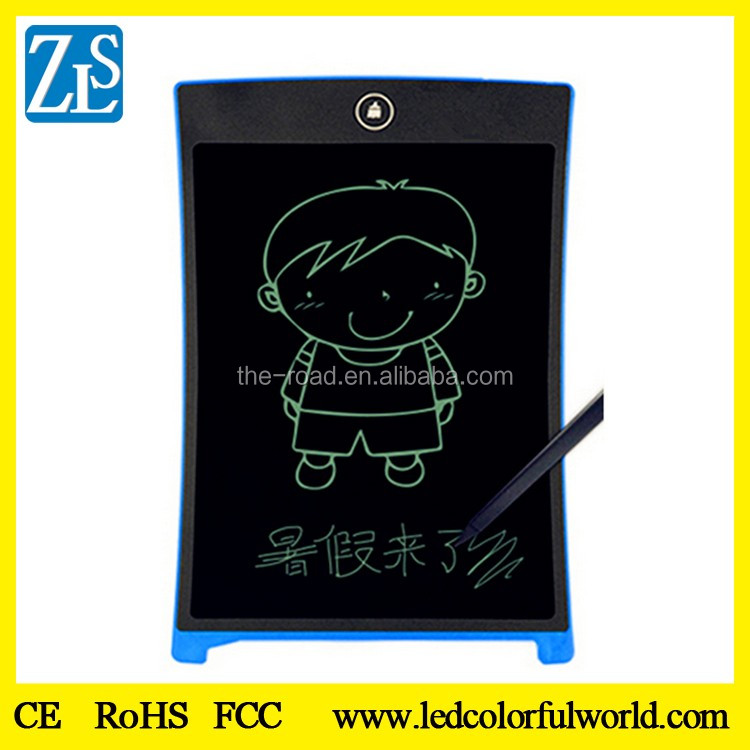 Red Lcd display Boards Graphic With Neoprene Sleeve Package