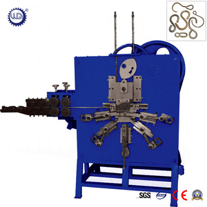Mechanical S Hook Z hook Fishing Hook Making Machine