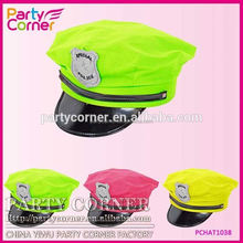 UV Lamp Cap For Police Officer