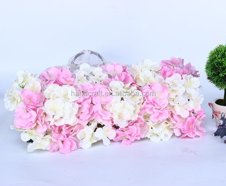 Wedding Decorative White Hydrangea Flower Arrangement Buy Wedding