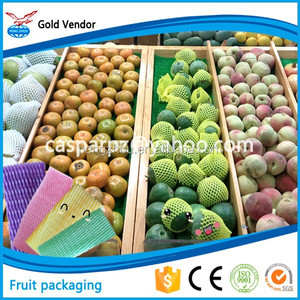 Florida America Market Popular Wholesale Different Colors EPE Foam Net For  Fresh Fruits