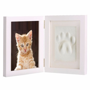 Pet Memorial Gifts Of Dog Paw Print Frame - Buy Pet Memorial Gifts ...