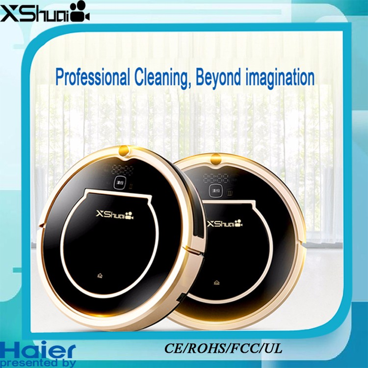Hot Selling Xshuai Cyclone Vacuum Bots With Hepa Filter