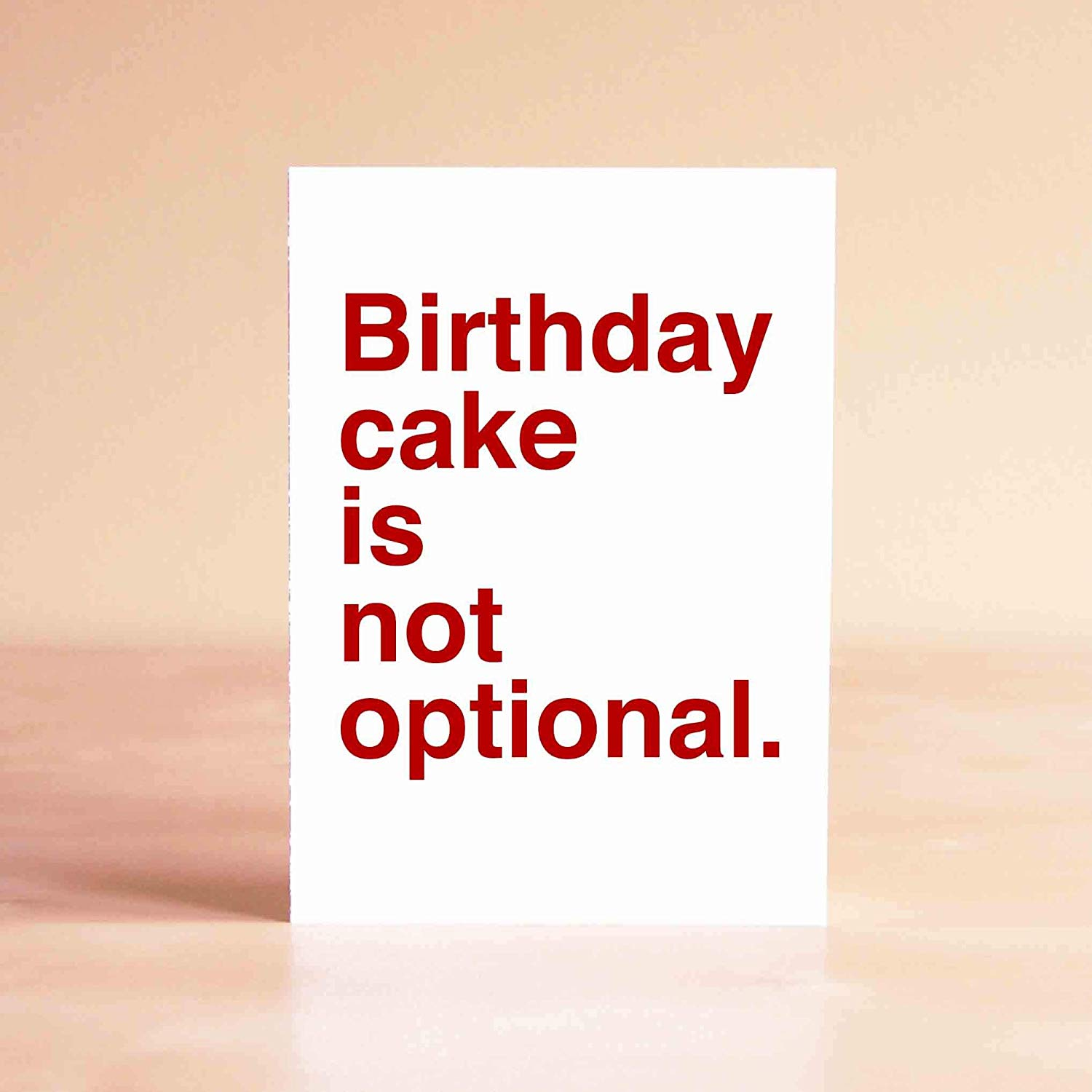 Get Quotations Funny Birthday Card