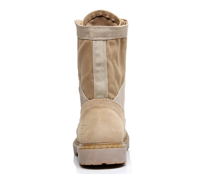 Loveslf stylish high cut outdoor desert sand Martins boots factory wholesale
