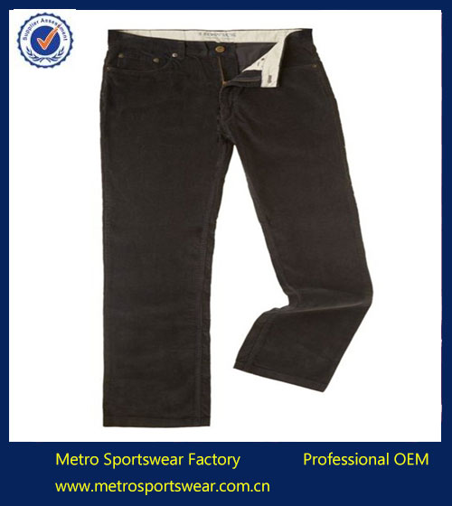 High Quality Basic Jean/Cord Trousers