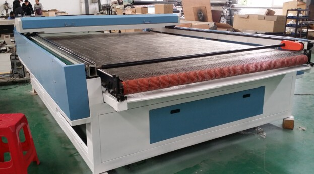 Automatic Fabric Cutting Machine Laser Cutting Engraving