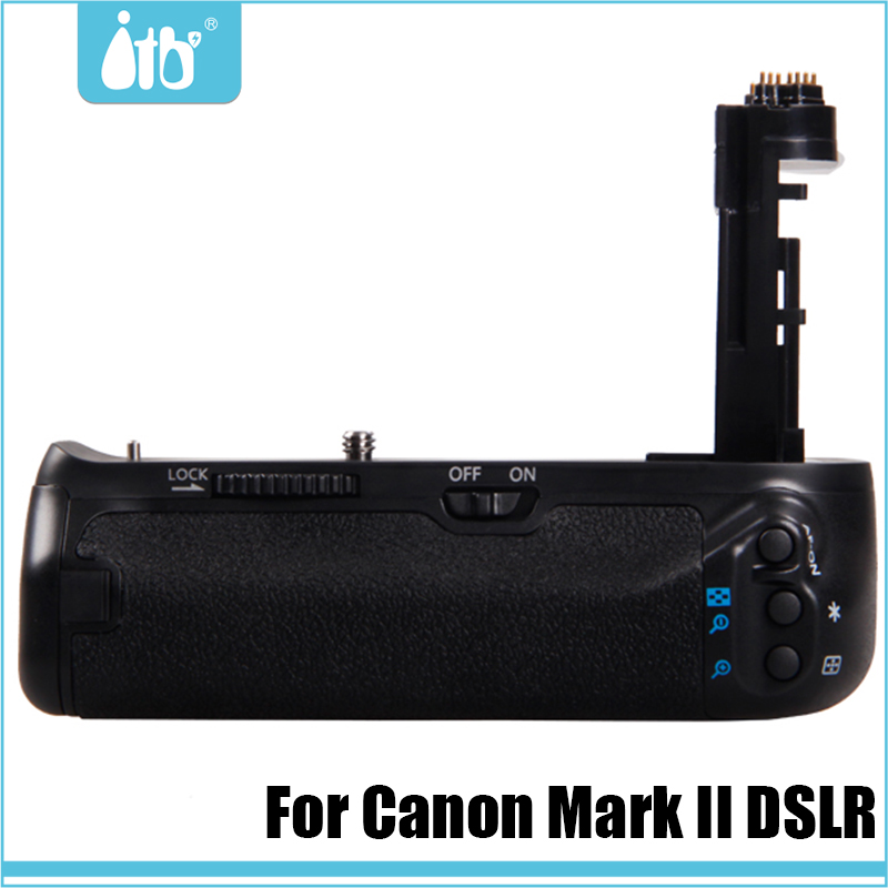 BG-E16 Battery Grip For Canon 7D MARK II as LP-E6 with IR control