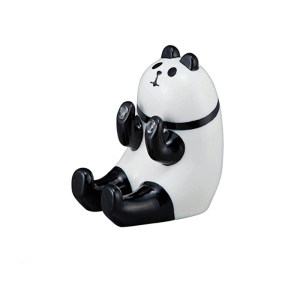 Animal Cell Phone Stand and Coin Bank (Panda)