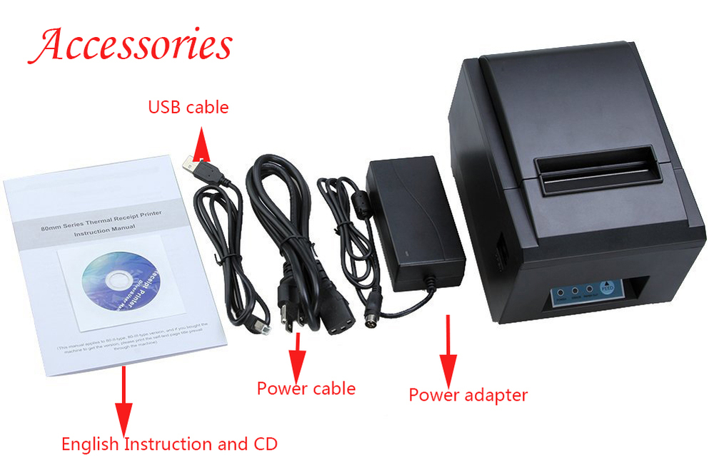 E-POS 80MM THERMAL PRINTER DRIVER PC