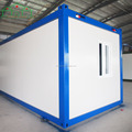 Factory price, fast installing, flat pack container prefab home