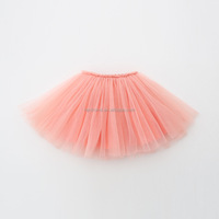 Summer Infant Clothes TUTU Multi-Layer Tulle Balls Baby Skirt
