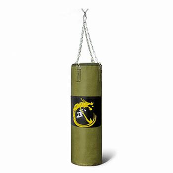 Used Punching Bag Hanging Boxing Kickboxing For Gym
