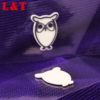 Lovely Cartoon 3d silicone heat transfer label