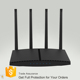 CAT4 150M 3g 4g modem dual sim 4g LTE VPN router wifi with sim card slot