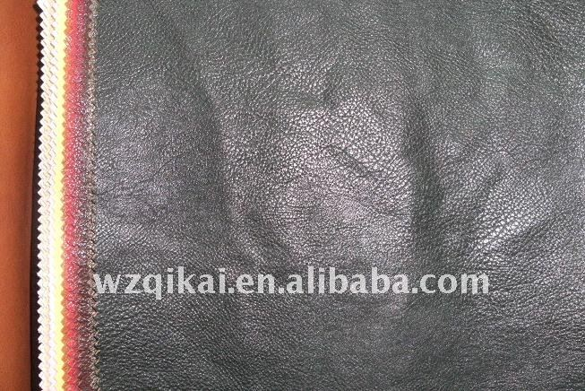 2011 FASHION synthetic leather for sleeper sofa