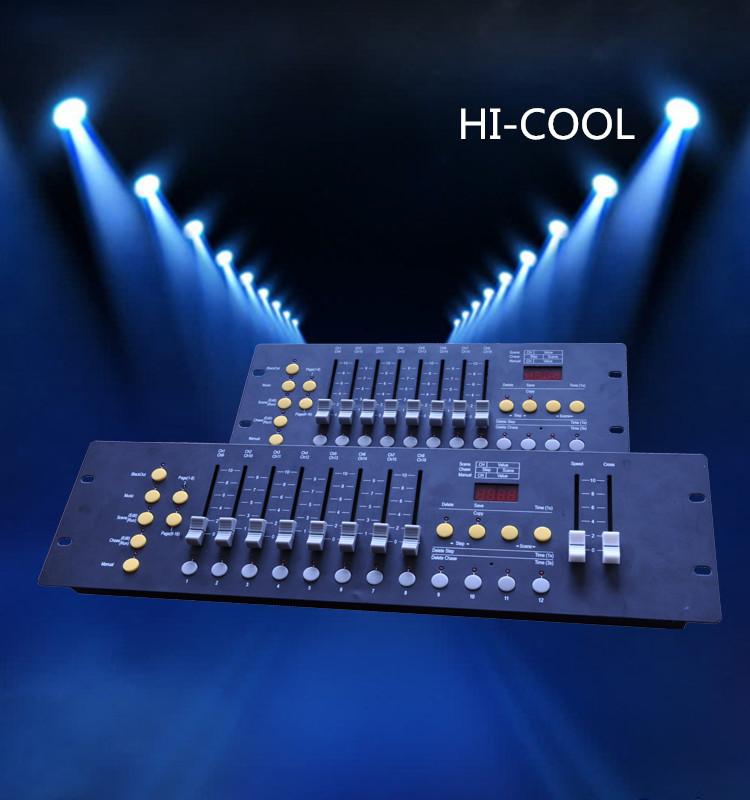 Hi-cool 512 Dmx 192 Light Controller/dmx Operator Controller