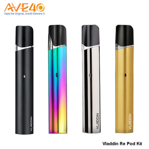 wholesale Ceramic Coil Vladdin Refillable Pod System Kit Magnetic Connection Vape Pen