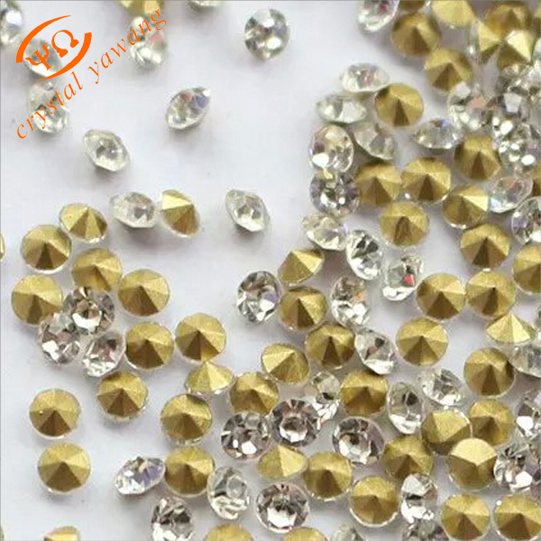jonquil crystal chaton rhinestone settings factory directly sale