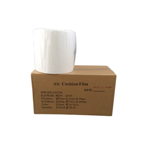 biodegradable air pillow film cushion packaging for viod fill