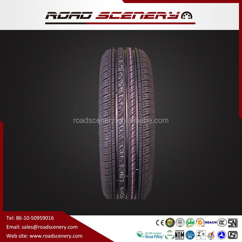 economic car tires 165/65r13, 155/70r13, 225/60r18 with eu label