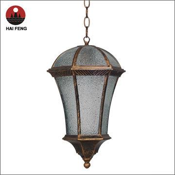 Low Cost Outdoor Lighting Fixture Aluminum Droplight Hf 8127p