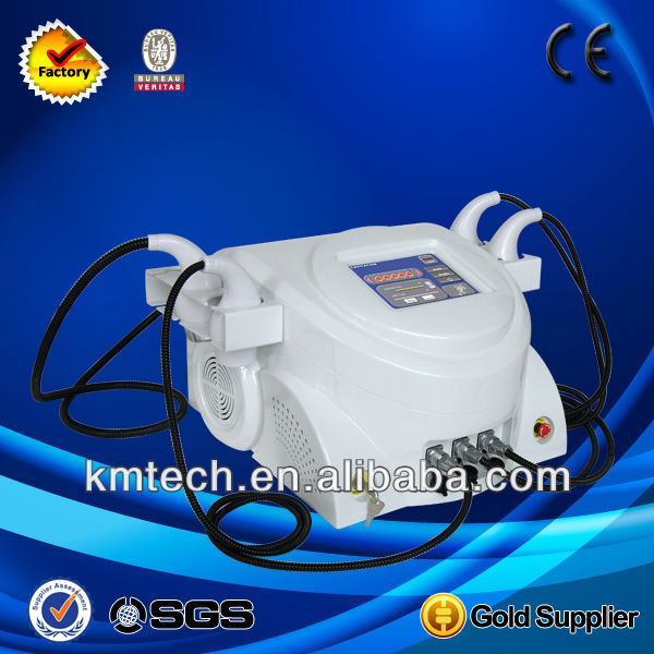 Factory price!!!Portable power shape rf 650nm laser vacuum