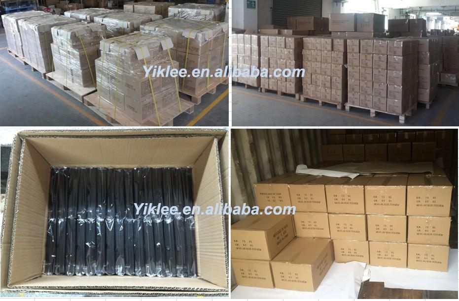 China leveranciers groothandel kartonnen verpakking custom eyeshadow palette