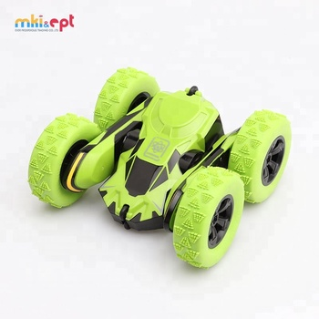 1:28 Cool Remote Control Car 360 Rotate RC Stunt Vehicle Car For Children