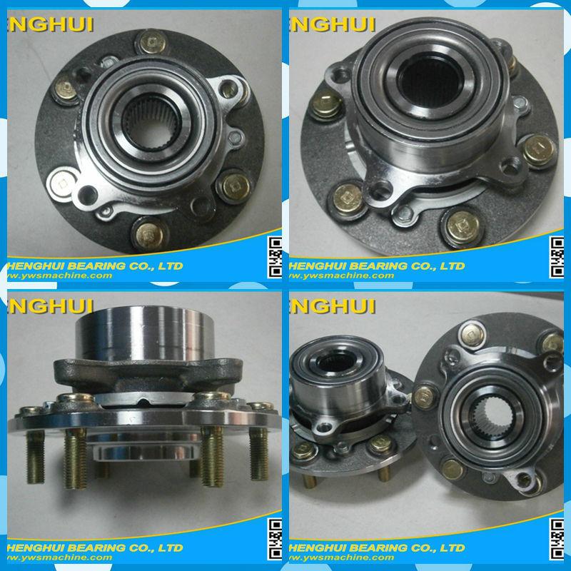 The Front Wheel Hub Unit 50kwh06 Wheel Hub Bearing