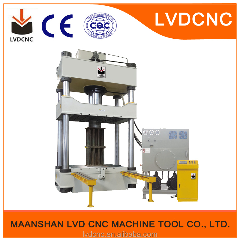 LVD-CNC Competitive price horizontal hydraulic press hot sale