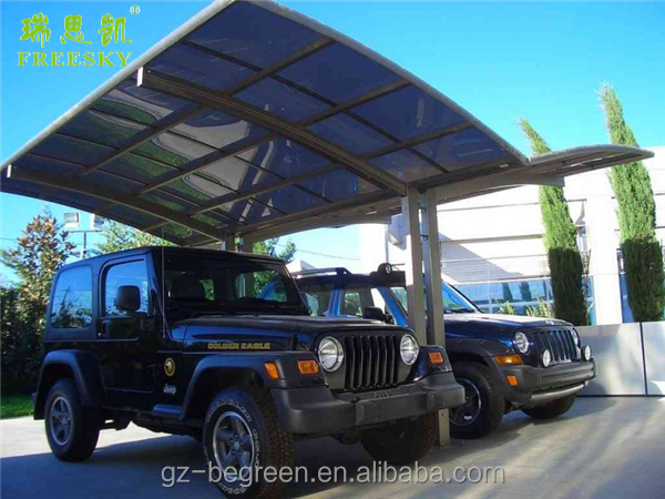 Sturdy and Durable carport shelter Suitable as a gathering area, kids playground or BBQ spot and outdoor kitchen