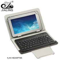 New Bluetooth style wireless 7 inch keyboard case for desktop PC Tablet
