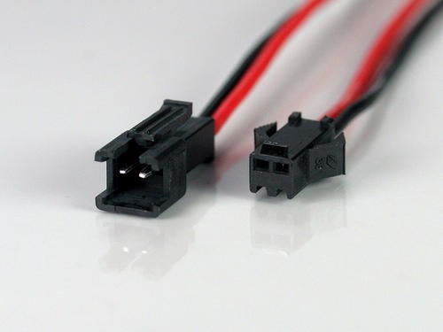 Male Prong Light Wiring Plug With Three Wires Only