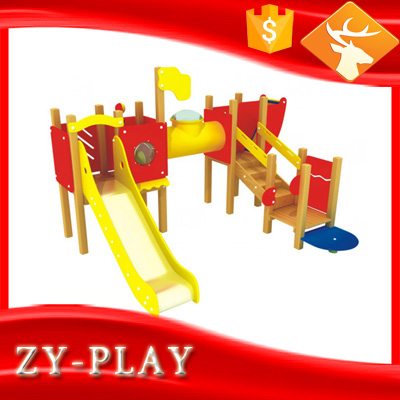 TUV Approved Mutifunction outdoor play ground for children