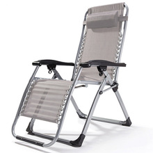 Draagbare vouwen Metalen slaap <span class=keywords><strong>stoel</strong></span> comfortabele Nul Zwaartekracht Vouwen <span class=keywords><strong>Relax</strong></span> camping Stoelen
