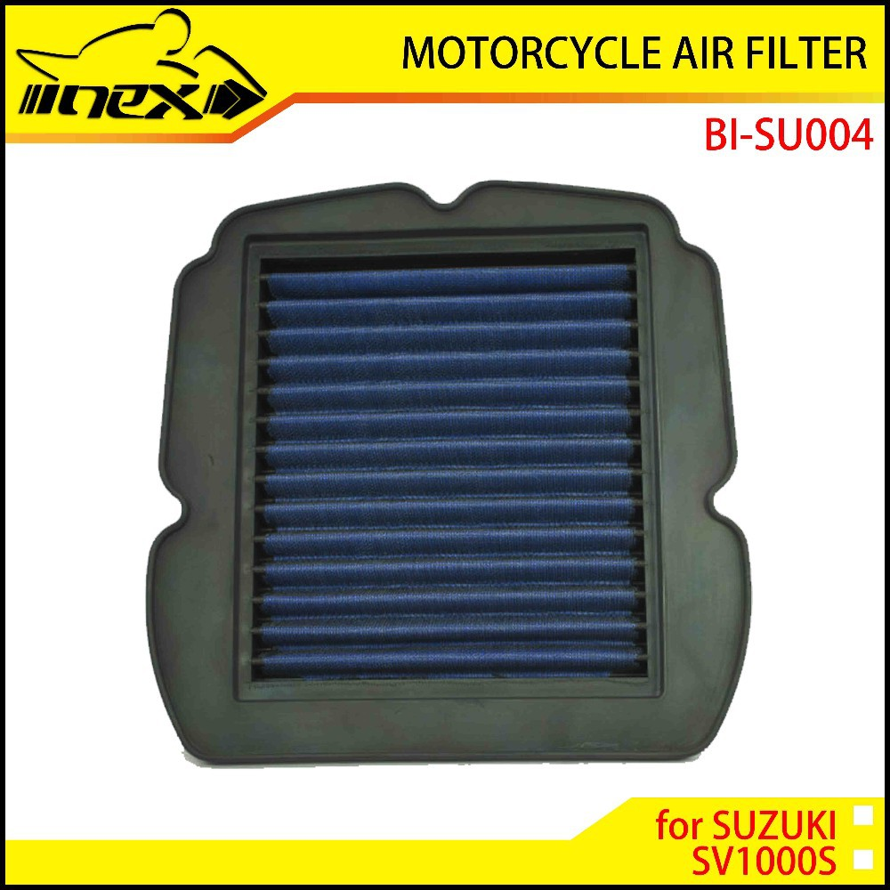 NEX High Flow Air Filter for SUZUKI SV1000S 2003-2007