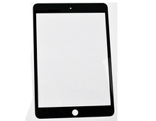 2014 NEW Black Front  LCD Screen Glass Lens Replacement for Apple iPad2/3/4  HOT SALE Free  shipping