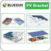 adjustable solar panel mounting structure for all kind solar panel system