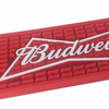 Budweiser Beer Rail Bar Mat Runner Drip Mat New