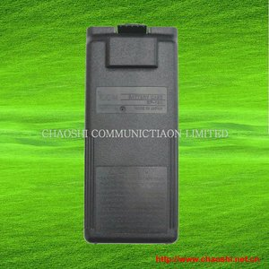 (Hot&new)Battery case For two way radio ICOM IC-A4,IC-T2,IC-F3,IC-F4
