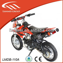 50cc gas cooler dirt bike 110cc motorcycle for sale