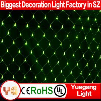 46m color changing rgb led net light christmas tree net lights - Christmas Tree Net Lights