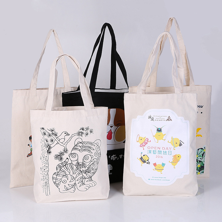 7c99ab4400a Wholesale Custom Logo Printed Heavy Duty 10oz Cotton Canvas Tote Bag For  School Student Shopping And Packaging - Buy 10oz Cotton Canvas Tote  Bag,Heavy ...