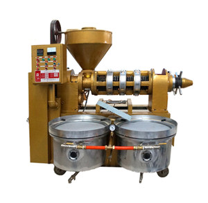 gzc14zs3 hot selling crude jatropha oil mill